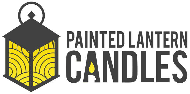 Painted Lantern Candles Logo