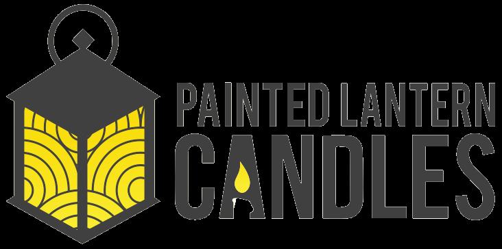 Painted Lantern Candles Logo