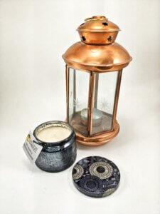 Hollyberry & Coriander Rosewood Small Jar