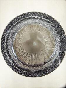Midnight Jasmine Flower Jar Lid Closeup