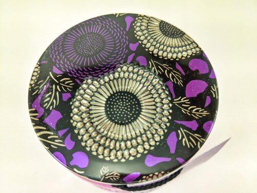 Lavender Small Jar Lid Closeup