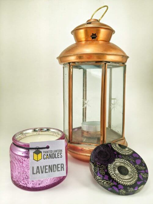 Lavender Small Jar