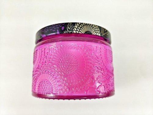 Calla Lilly Small Jar Side Closeup